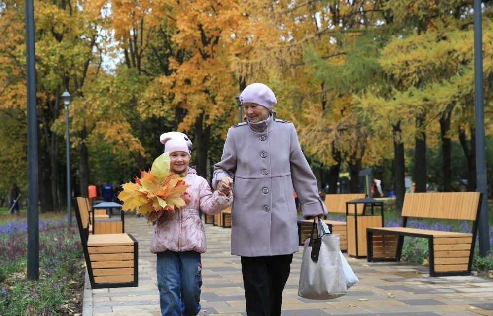 Бабушка и дедушка перестали быть полноправной родней