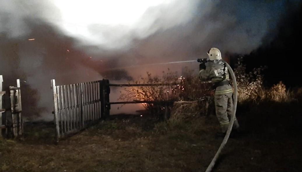 Статистика пожаров за сентябрь 2021 года