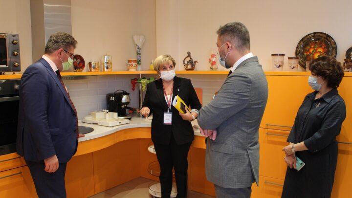 Свердловская область выбрана территорией для реализации пилотного проекта Минтруда РФ по реабилитации детей инвалидов